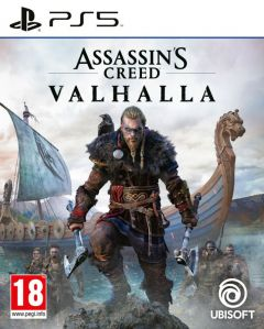 Assassin's Creed Valhalla With Free Eivor Viking Statuette (PS5)