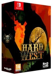 Hard West: Collector's Edition (Switch)