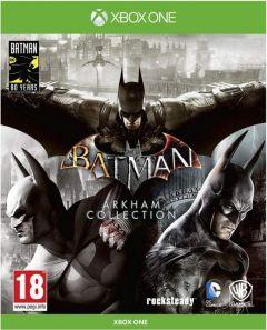 Batman Arkham Collection Triple Pack (Xbox One)