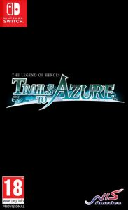 The Legend Of Heroes: Trails To Azure (Switch)