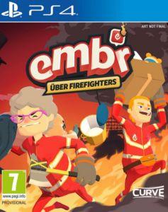 Embr: Über Firefighters (PS4)