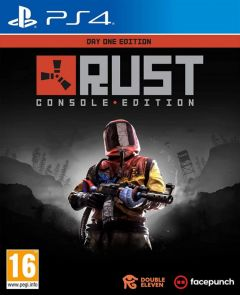 RUST Console Day One Edition (PS4)