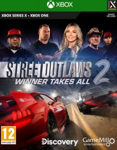 Street Outlaws 2: Winner Takes All (Xbox Series X)