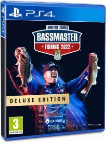 Bassmaster Fishing 2022 Deluxe (PS4)