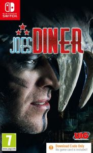 Joes Diner [Code In A Box] (Switch)