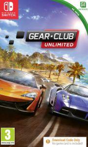 Gear Club unlimited [Code In A Box] (Switch)