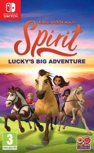 DreamWorks Spirit: Lucky's Big Adventure (Switch)