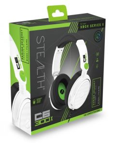 STEALTH C6-300X Stereo Gaming Headset (White)
