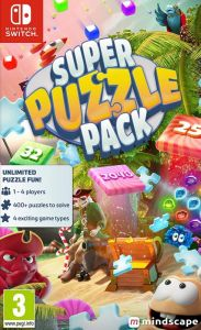 Super Puzzle Pack - Code In Box (Switch)