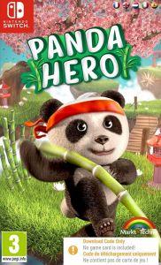 Panda Hero - Code In Box (Switch)
