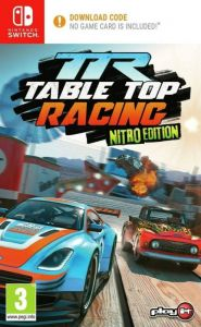 Table Top Racing World Tour Nitro Edition [Code In A Box] (Switch)