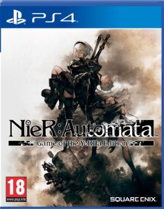 NieR:Automata Game of the YoRHa Edition (PS4)