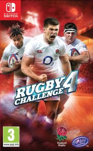 Rugby Challenge 4 (Switch)