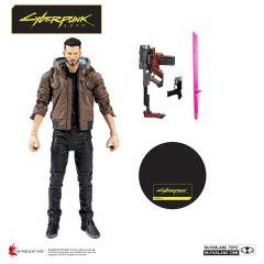 McFarlane Toys Cyberpunk 2077 Male V 18cm Action Figure