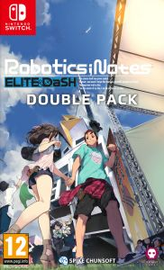 Robotics; Notes Double Pack With 4 Exclusive Pins (Switch)