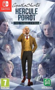Hercule Poirot: The First Cases (Switch)
