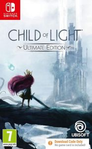 Child Of Light Ultimate Remaster [Code In A Box] (Switch)