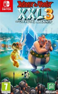 Asterix & Obelix XXL 3 - The Crystal Menhir (Switch)