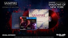 Vampire The Masquerade Collector's Edition (Switch)