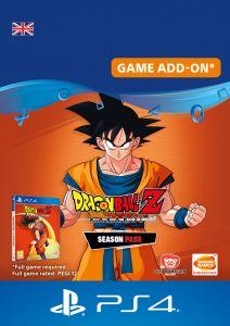 Dragon Ball Z: Kakarot Season Pass - Digital Code - UK account