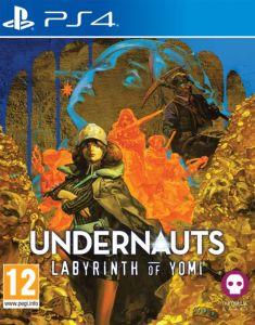 Undernauts: Labyrinth Of Yomi (PS4)