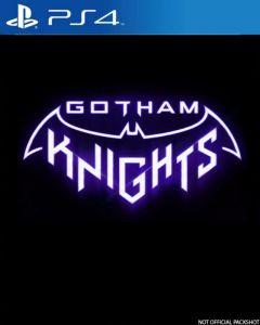 Gotham Knights (PS4)
