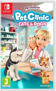 My Universe - Pet Clinic Cats & Dogs (Switch)
