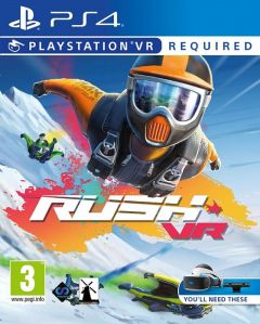 Rush VR (PS4 PSVR)