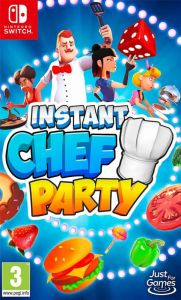Instant Chef Party (Switch)