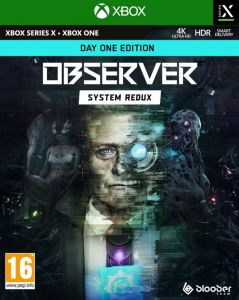 Observer System Redux - Day One Edition (Xbox Series X)
