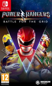 Power Rangers: Battle for the Grid - Collector's Edition (Switch)