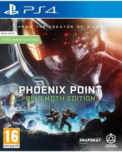 Phoenix Point: Behemoth Edition (PS4)