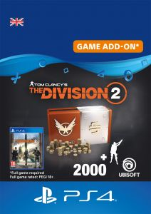 Tom Clancy's The Division 2 Welcome Pack - Digital Code - UK account