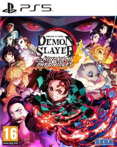 Demon Slayer -Kimetsu No Yaiba- The Hinokami Chronicles Launch Edition (PS5)