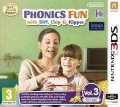 Nintendo Phonics Fun with Biff, Chip & Kipper Vol.3 (3DS)