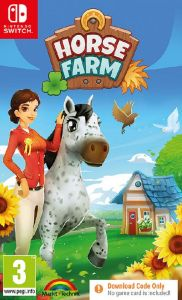 Horse Farm [Code In A Box] (Switch)