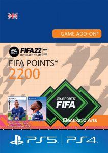 FUT 22 – FIFA Points 2200 - UK account