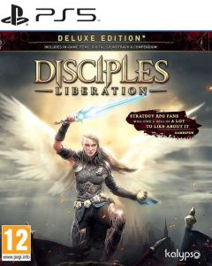 Disciples Liberation Deluxe Edition (PS5)
