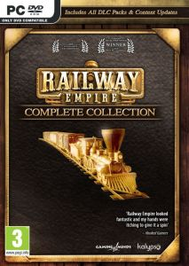 Railway Empire - Complete Collection (PC)