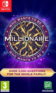 Who Wants To Be A Millionaire (Switch)