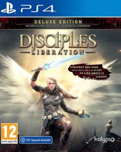 Disciples Liberation Deluxe Edition (PS4)