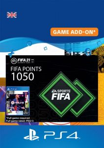 1050 FIFA 21 FUT Points Pack - Digital Code - UK account