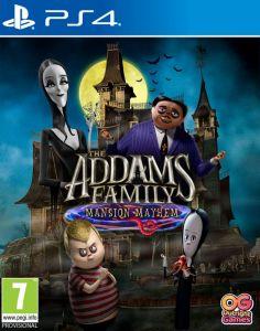 The Addams Family: Mansion Mayhem (PS4)