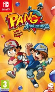 Pang Adventures: Buster Edition (Switch)