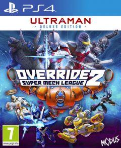 Override 2: Ultraman Deluxe Edition (PS4)