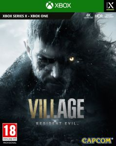 Resident Evil Village With Lenticular Sleeve (Xbox Series X)