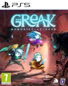 Greak: Memories Of Azur (PS5)