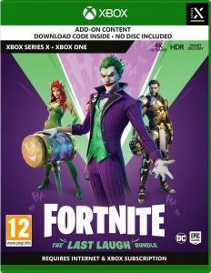 "Fortnite ""The Last Laugh"" Bundle (Xbox One)"