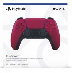 DualSense Wireless Controller – Cosmic Red (PS5)