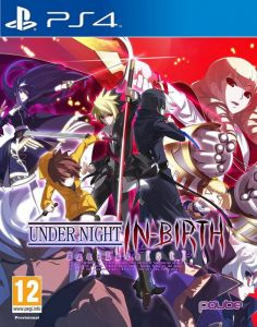 Under Night In-Birth Exe Late [st] (PS4)
